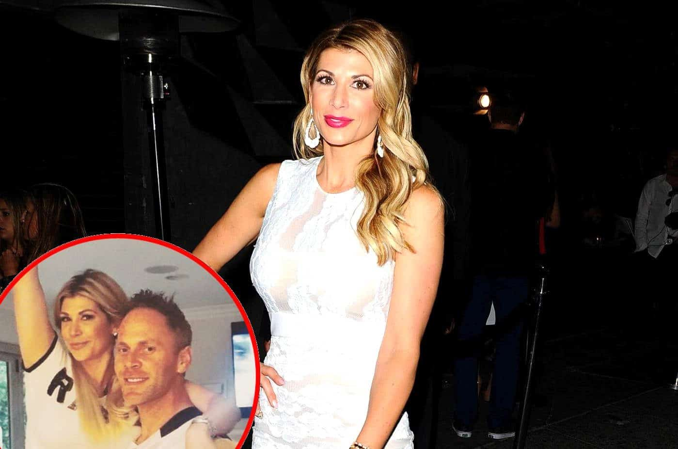 PHOTOS: RHOC's Alexis Bellino Has a New Boyfriend, Is She Pregnant?