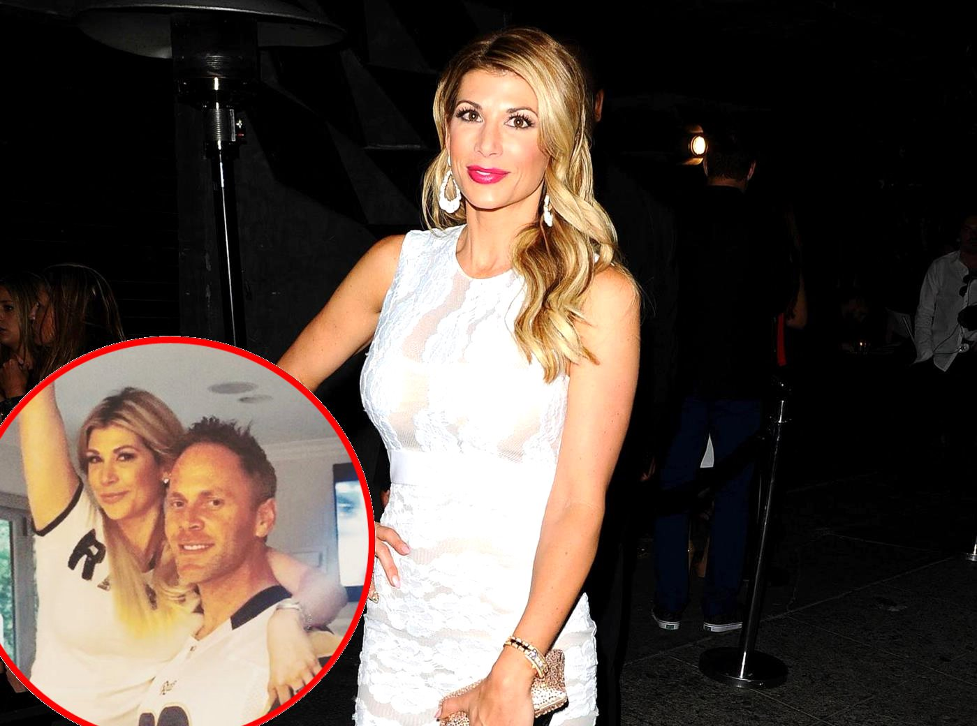 RHOC's Alexis Bellino New Boyfriend Photos! Addresses Pregnancy Rumors & New Reality Show