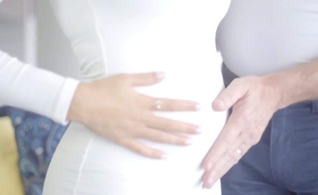 Ashley Darby Baby Bump