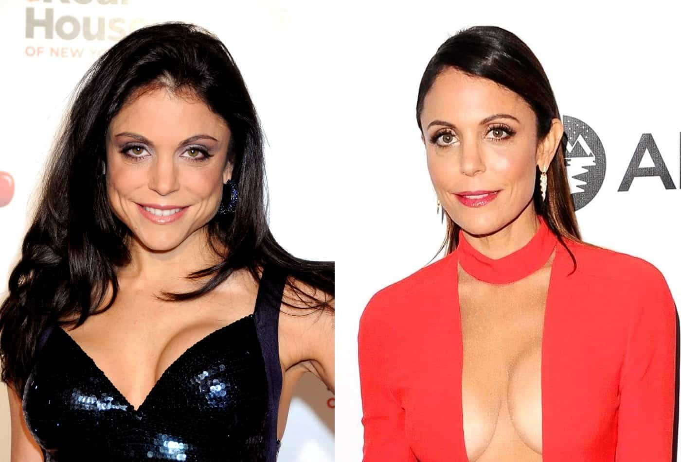 RHONY Bethenny Frankel Admits Plastic Surgery, See Before