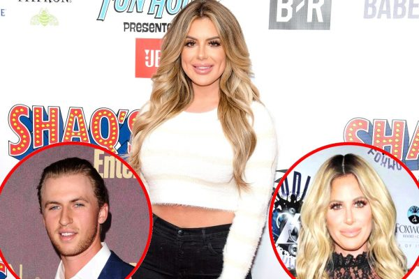 Brielle Biermann talks Split from Michael Kopech, Kim Return to RHOA