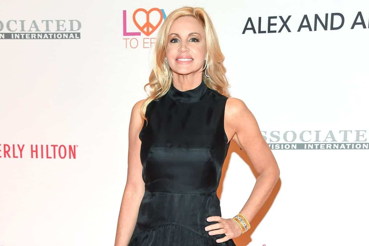 REPORT: RHOBH Cast Is 'Annoyed' With Camille Grammer and Feel She's Causing Drama to Avoid Being Fired, Could Kyle Richards' BFF Replace Her? Plus See How She's Responding