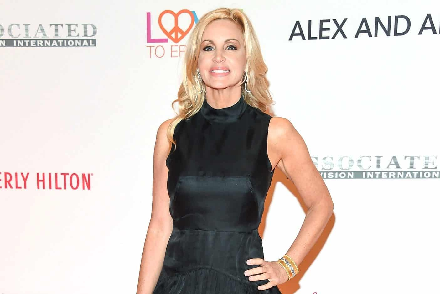 The RHOBH Cast Is 'Annoyed' With Camille Grammer