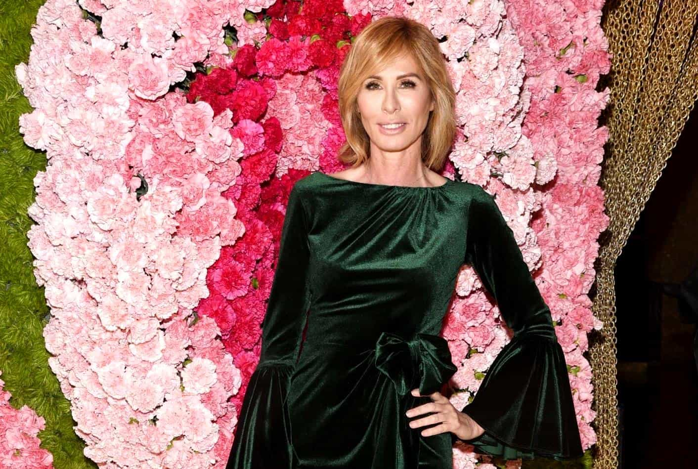 RHONY's Carole Radziwill Posts Racy Swimsuit Pics and Gets Slammed by Fan