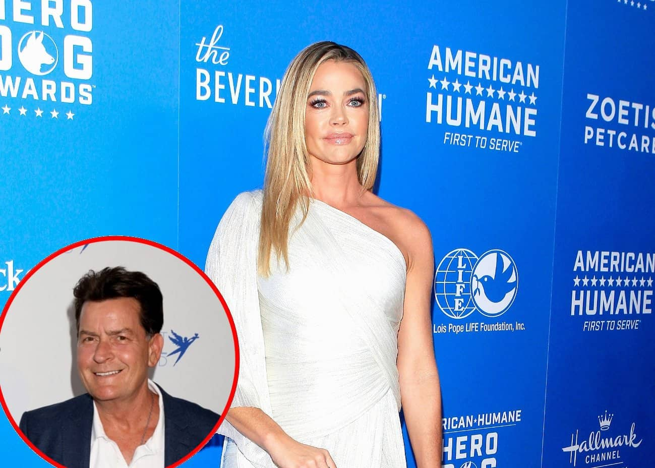 RHOBH Star Denise Richards Sues Ex Charlie Sheen for $450,000 in Back Child Support, Reveals Her Income and Expenses in Court Documents
