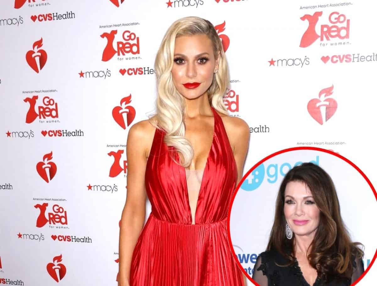 RHOBH's Dorit Kemsley Gives Update on Relationship with Lisa Vanderpump After Dog Feud, Plus Kyle Richards Defends Her Against Robbery Rumors