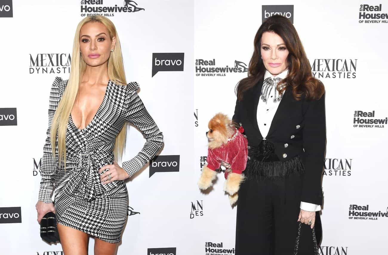 RHOBH's Dorit Kemsley Opens Up About Dog Drama with Lisa Vanderpump