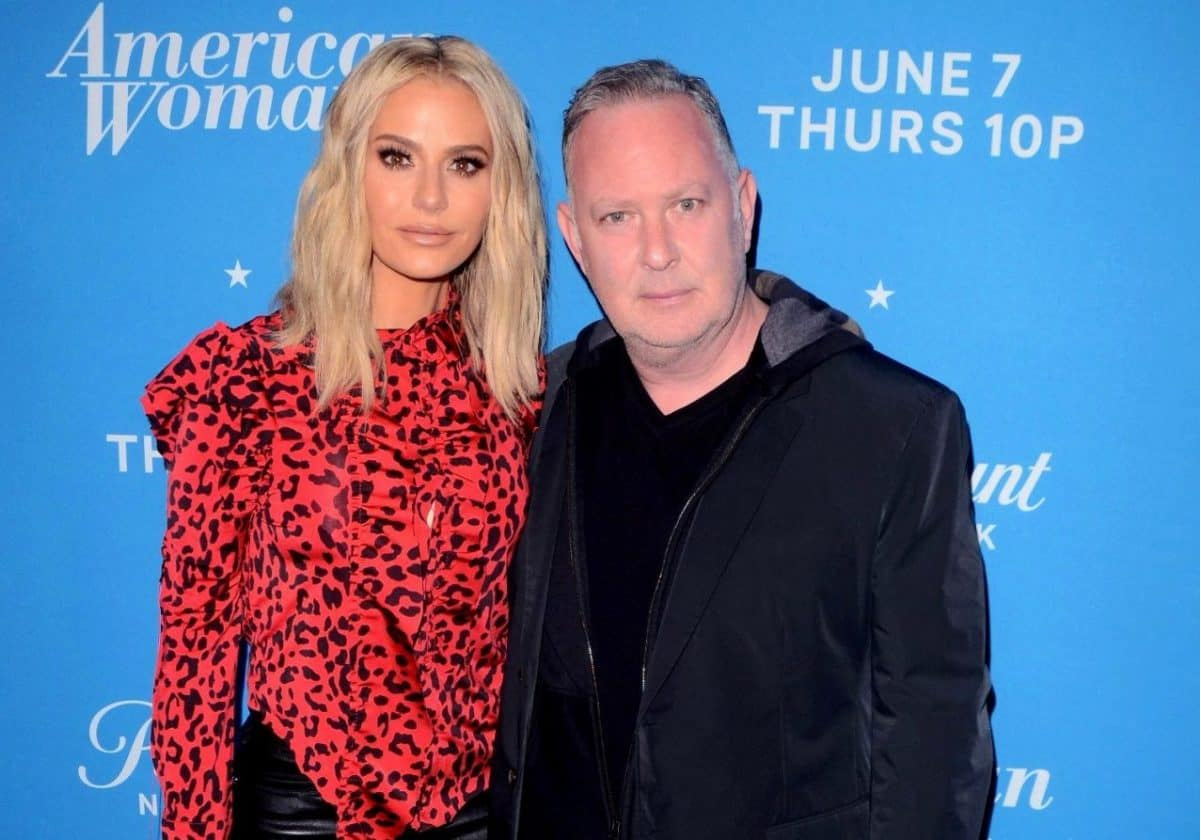 RHOBH's Dorit Kemsley's Husband PK Sued Over $75,000 Gambling Debt