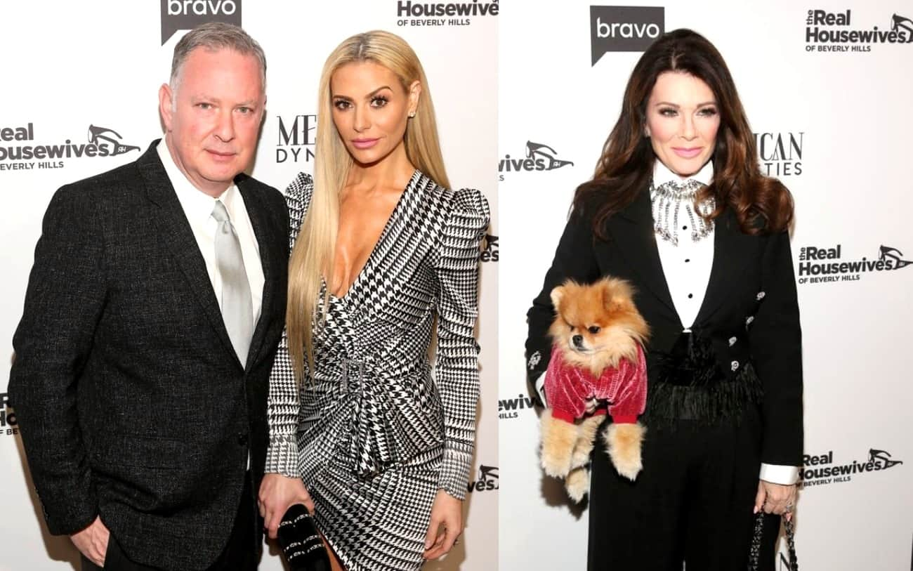 RHOBH's Dorit Kemsley Addresses PK's Debt Lawsuits, Reveals Where PK Stands With Lisa Vanderpump