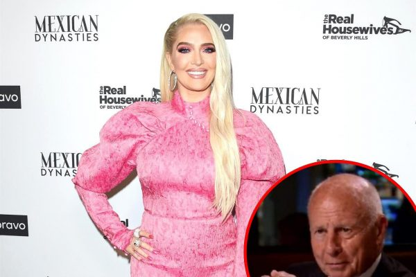 Erika Jayne Responds to $15 Million Lawsuit Against Her Husband Thomas Girardi