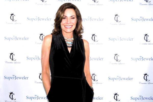 LuAnn de Lesseps Talks New RHONY Season, Bethenny Drama, Jewelry Line, and Ramona's Dig