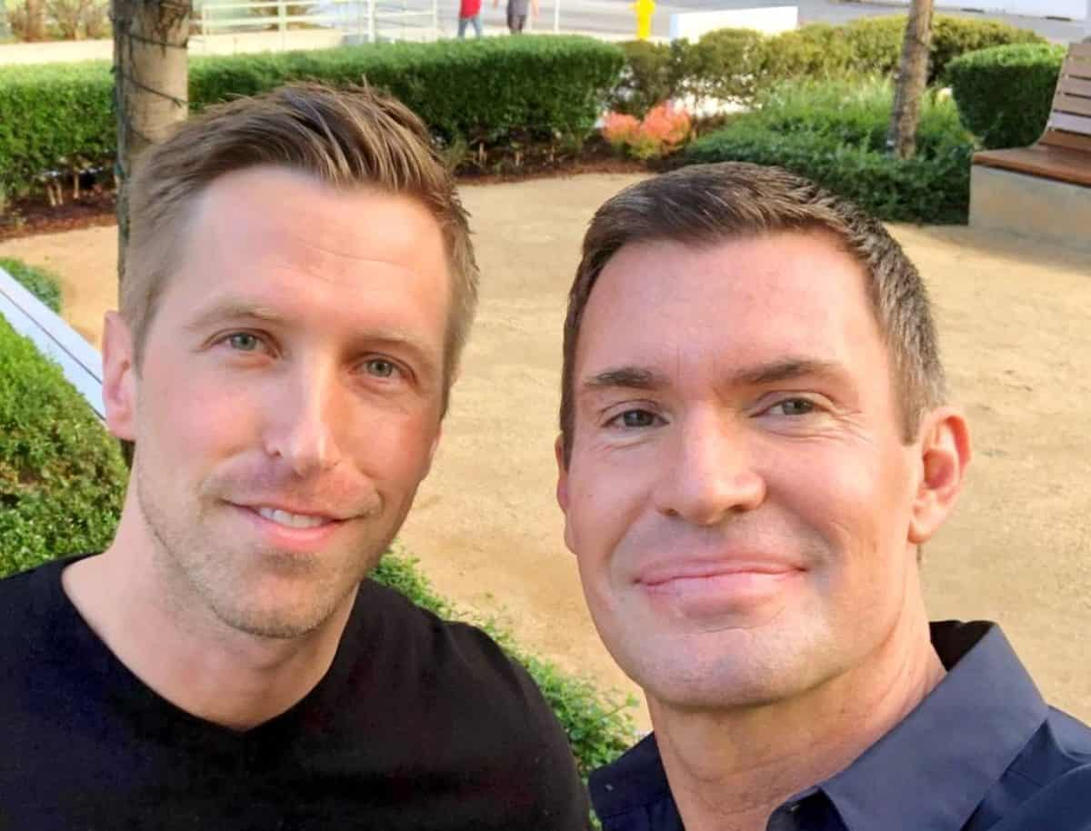Flipping Out's Jeff Lewis Gives Update On His Relationship With Gage Edward After Reaching a Temporary Custody Arrangement for Daughter Monroe, Plus What Went Down in Court