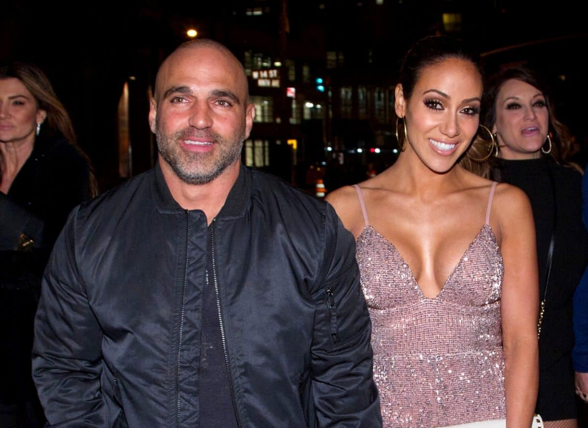 RHONJ's Joe and Melissa Gorga In Talks for Their Own Spinoff Show