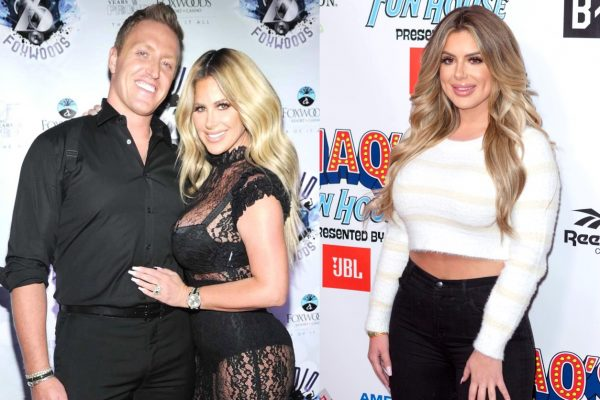 Don't Be Tardy's Kim Zolciak Explains the Moment Kroy Walked in on Brielle and Her Boyfriend