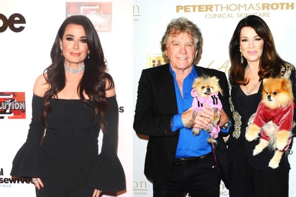 RHOBH Star Kyle Richards Opens Up About Fight with Ken Todd and Lisa Vanderpump