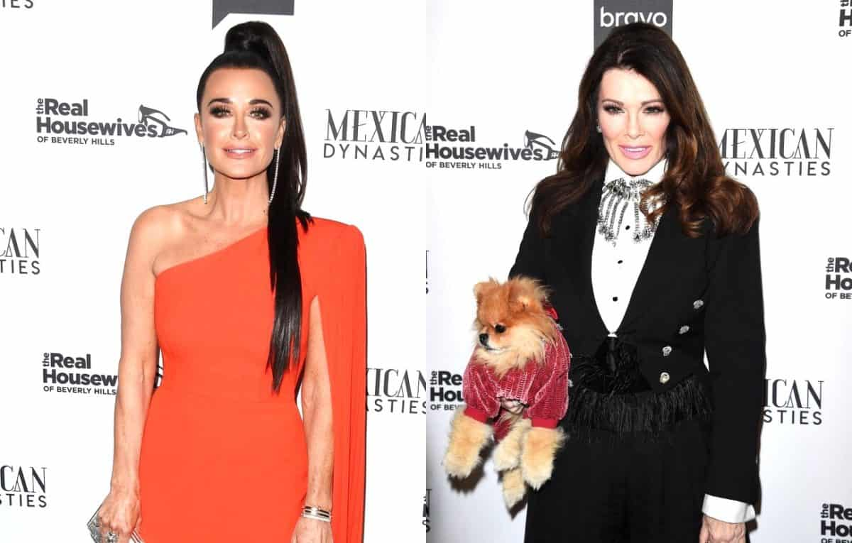 "RHOBH's Kyle Richards Talks Awkward Run-In With Lisa Vanderpump, Says Everything ""Fell Apart"" Due to Shocking Denise Rumors and Weighs in on Newbies"