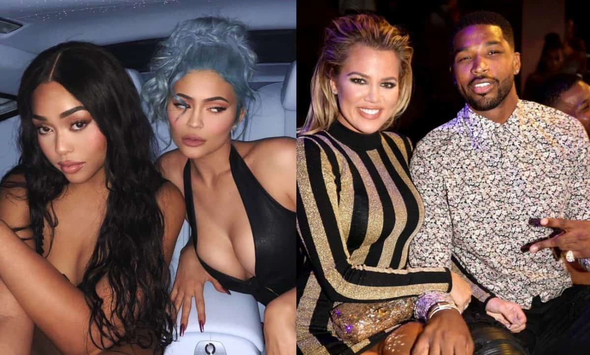 Jordyn Woods Makes First Public Appearance Following Hook Up With Khloe's Boyfriend Tristan