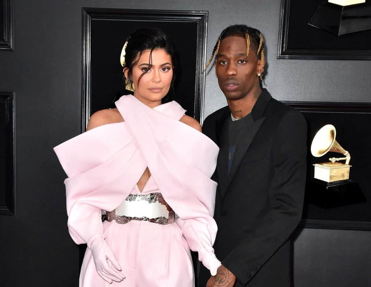 Travis Scott 'Vehemently Denies' Cheating On Kylie Jenner