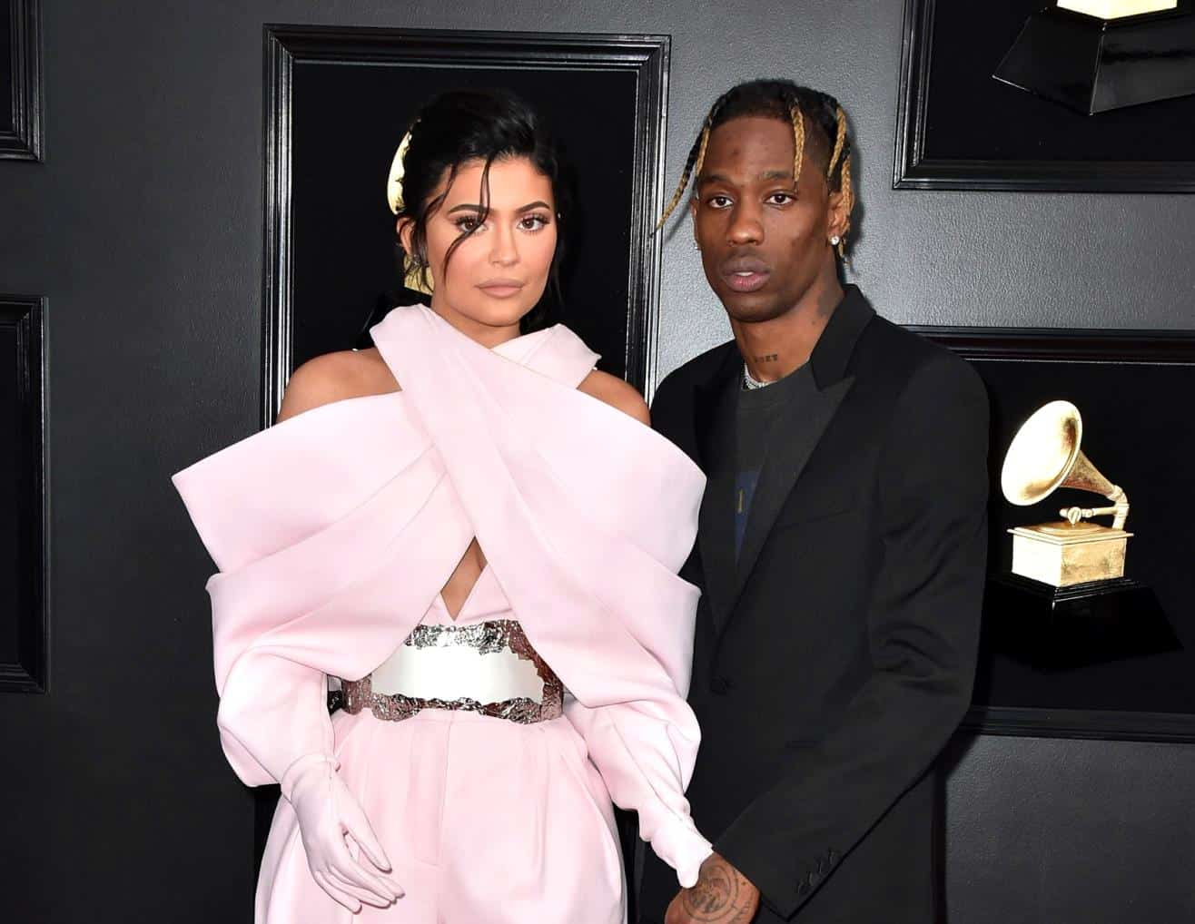 Travis Scott says Kylie Jenner cheating rumours 'not true'