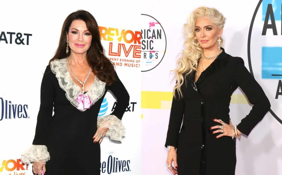 "Is Lisa Vanderpump in ""Panic Mode' After Transphobic Backlash Over RHOBH Joke? Plus Erika Jayne Disappointed and Surprised, Did Lisa Reach Out?"