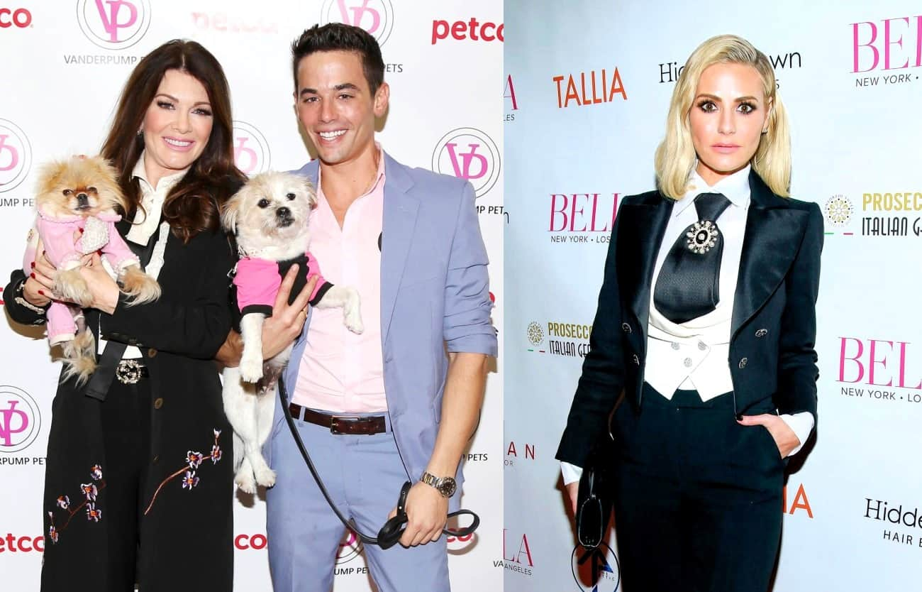 Vanderpump Dogs' John Sessa Addresses RHOBH Doggy Drama, Defends Lisa Vanderpump and Suggests Dorit Kemsley Lied