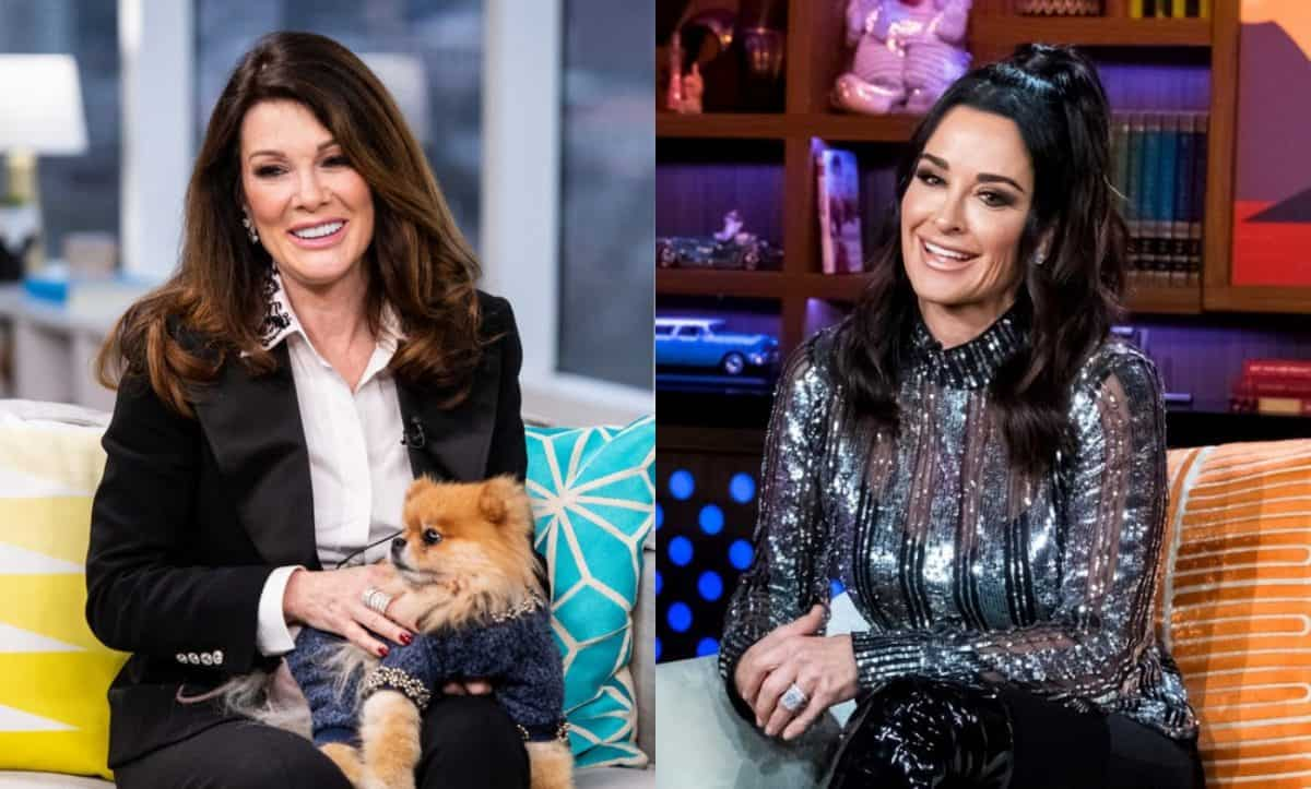 Lisa Vanderpump Feels Vindicated After Reporter Reveals She Never Leaked a Story to Her, But Kyle Richards Doesn't Agree