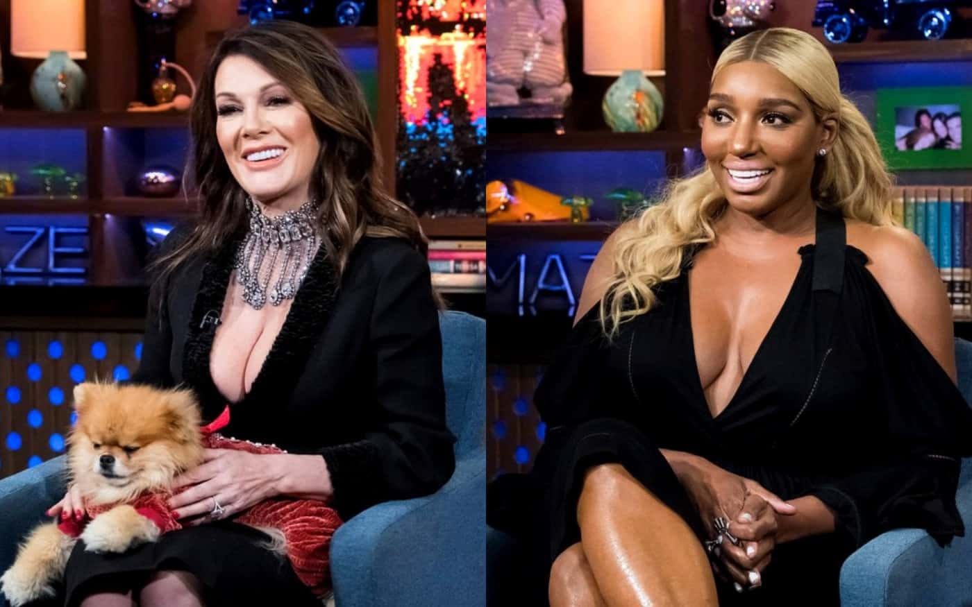 Lisa Vanderpump denies stealing PUMP bar from RHOA Star Nene Leakes