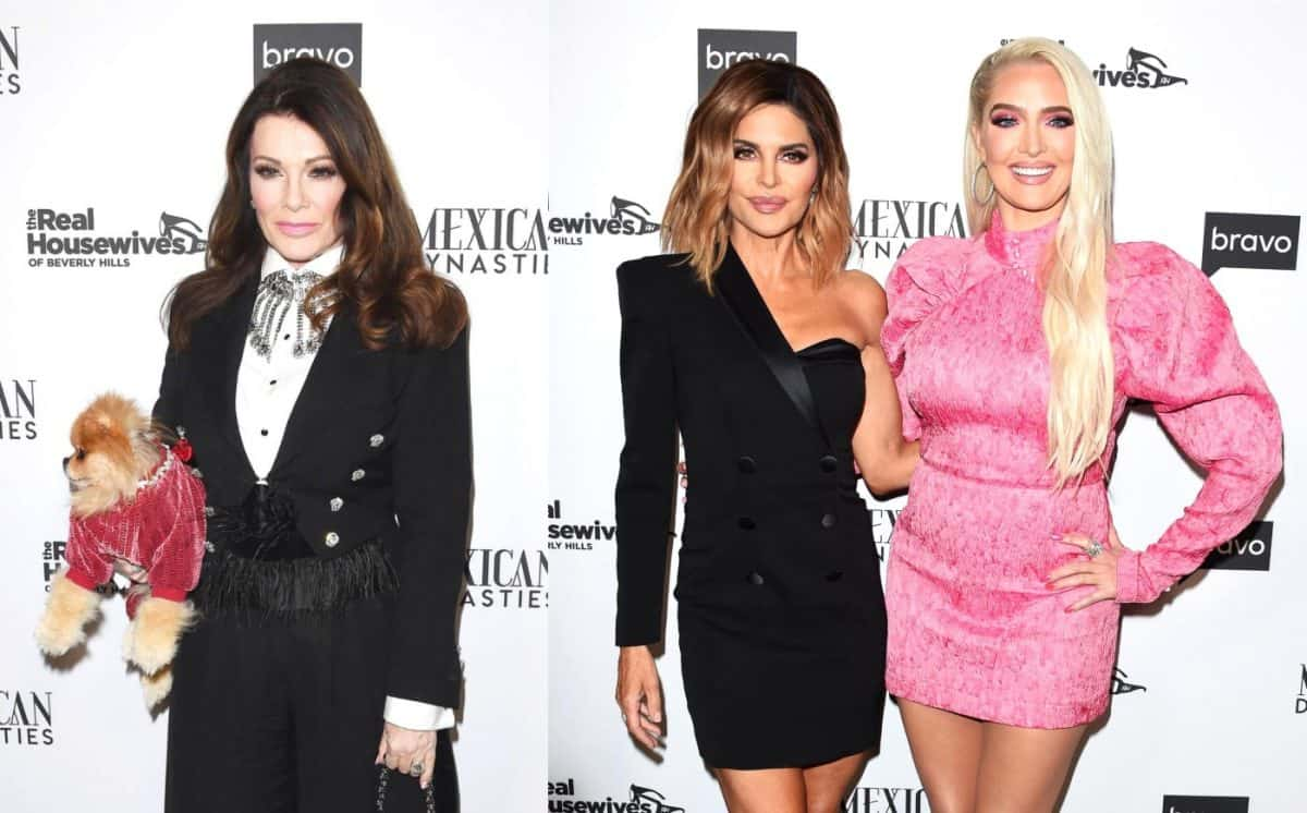 "RHOBH's Lisa Vanderpump Slammed for Making a ""Transphobic"" Remark Towards Erika Jayne by Lisa Rinna and Others, But Did Erika Prompt the Joke Herself?"