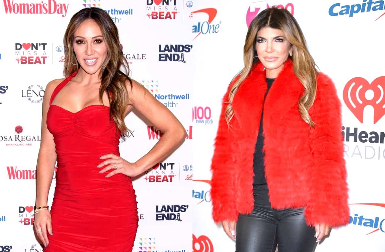 Melissa Gorga Accuses Teresa Giudice of Plotting to Attack Her at RHONJ Reunion
