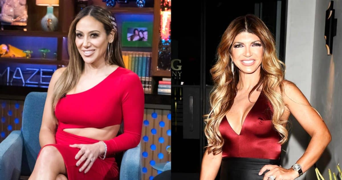 Melissa Gorga Gives Update on Relationship with Teresa Giudice After RHONJ Reunion Fight