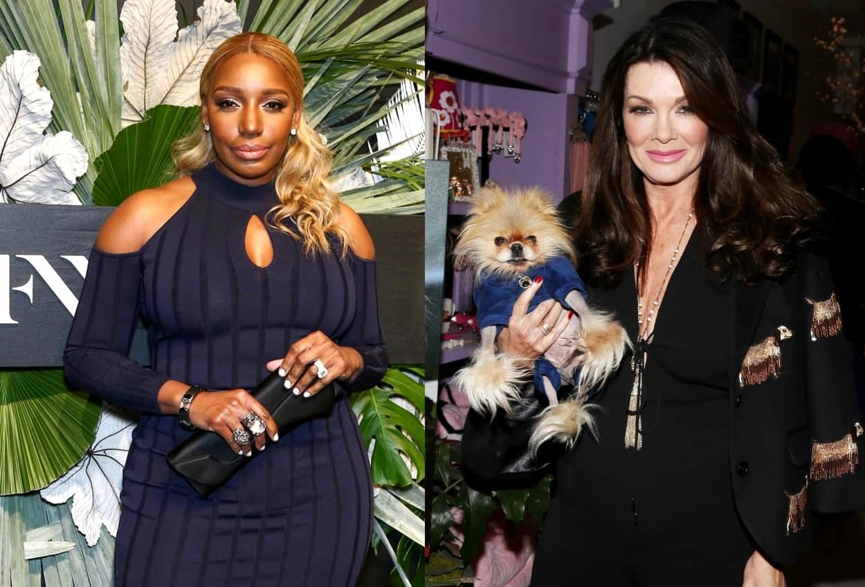 RHOA's Nene Leakes Opens Up About Feud with Lisa Vanderpump