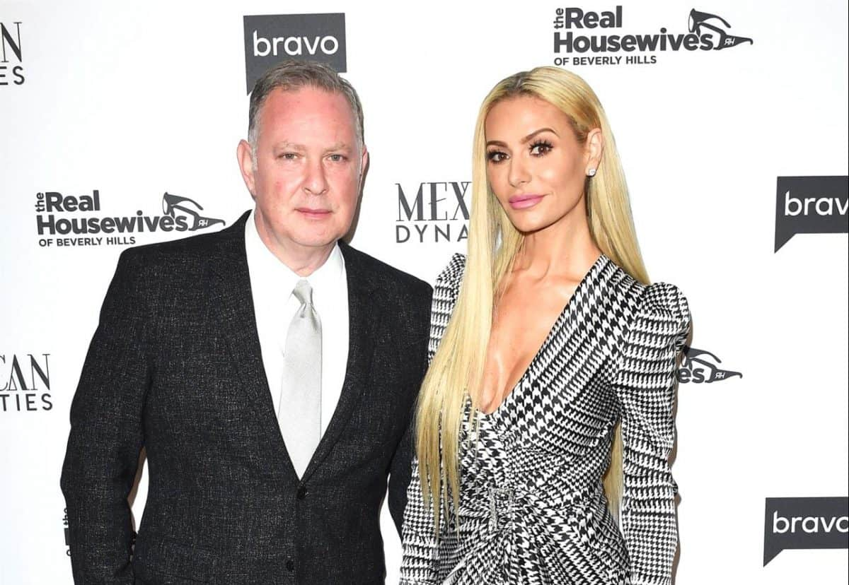Las Vegas Casino Reveals 'RHOBH' Star Dorit Kemsley's Husband PK Still Owes $1.7 Million