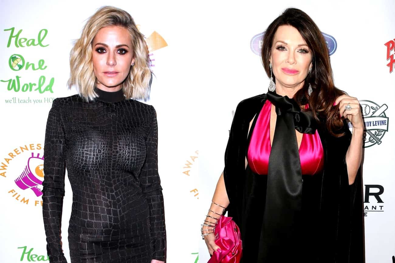 RHOBH's Dorit Kemsley Accuses Lisa Vanderpump of Lying About Dog Ending Up at Kill Shelter
