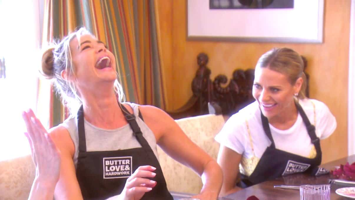 The Real Housewives of Beverly Hills Recap Denis and Dorit