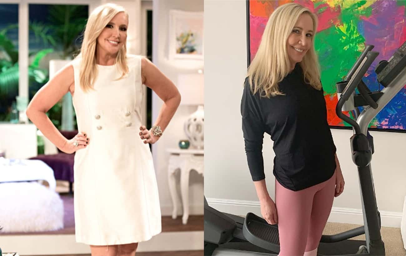 RHOC Shannon Beador Before and After Weight Loss Photo