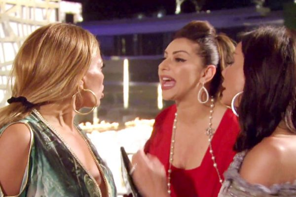 Real Housewives of New Jersey Recap: Break Up to Make Up