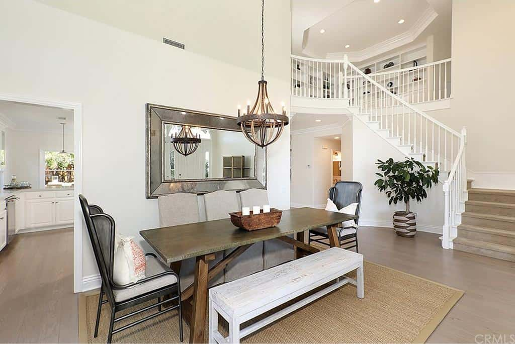 Shannon Beador Rental Home Photos Dining