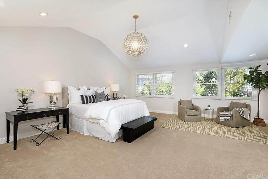 Shannon Beador Rental Home Photos Master Bedroom