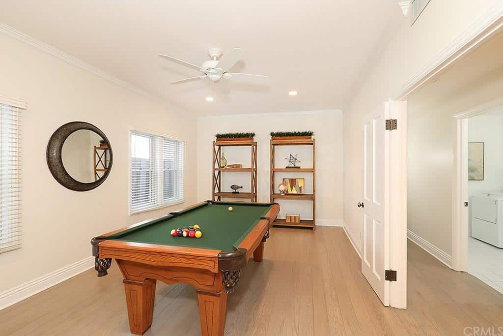 Shannon Beador Rental Home Photos Pool Room