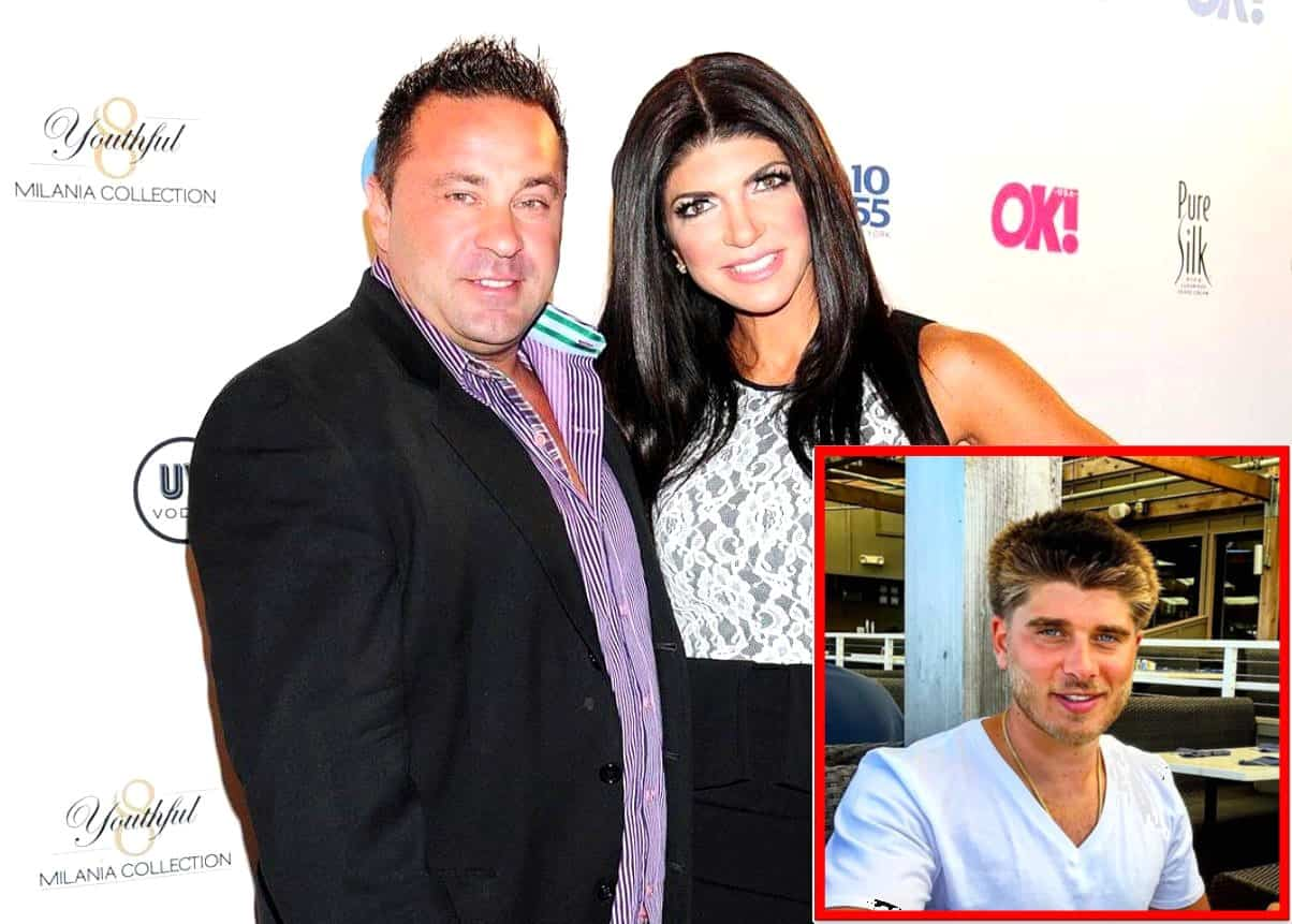 The Reason Teresa Giudice Isn't Wearing Her Wedding Ring is Revealed, Plus Find Out What the RHONJ Star is Telling Husband Joe About Her Rumored Romance With Blake Schreck