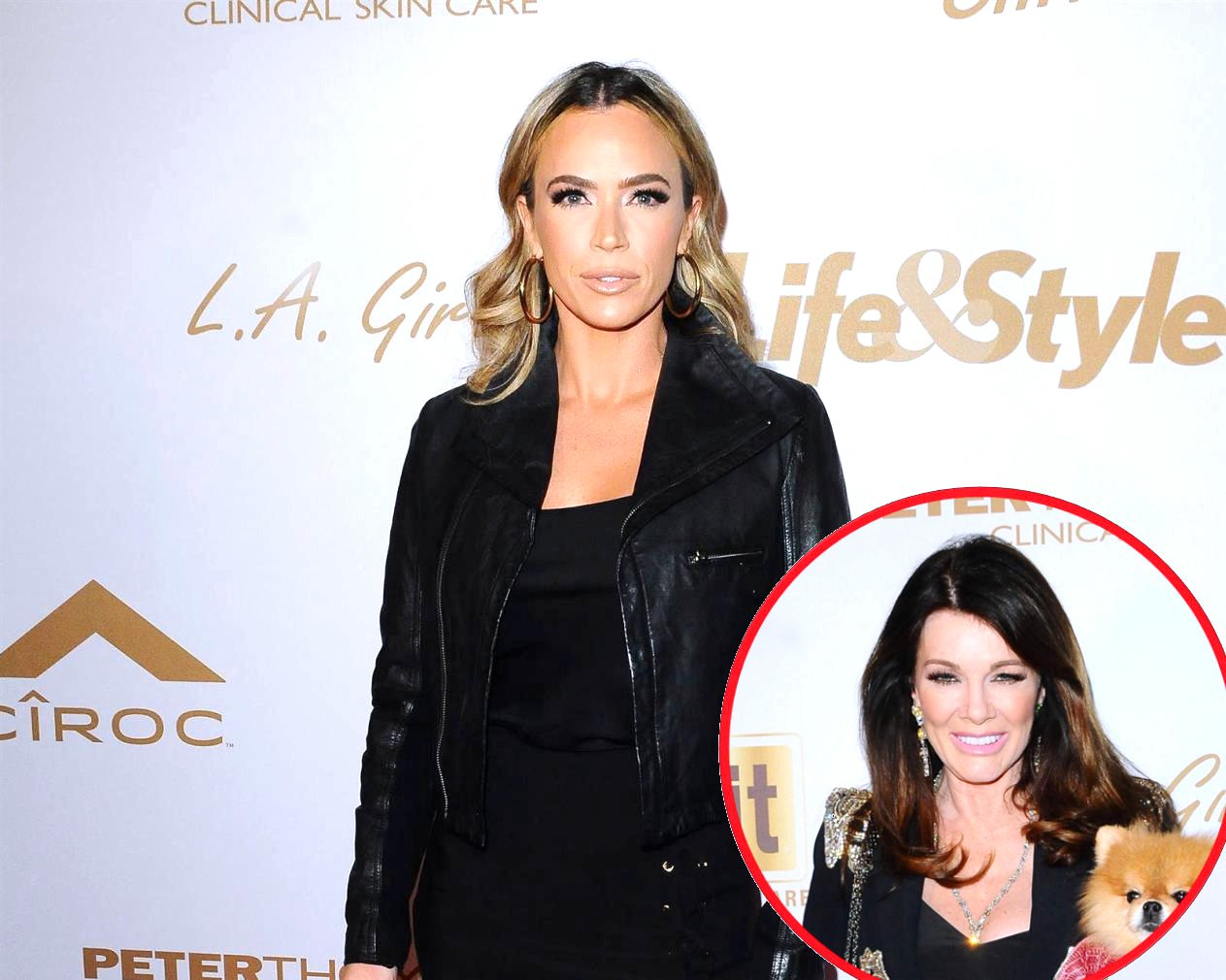 Teddi Mellencamp Questions Lisa Vanderpump's 'Grieving' on RHOBH