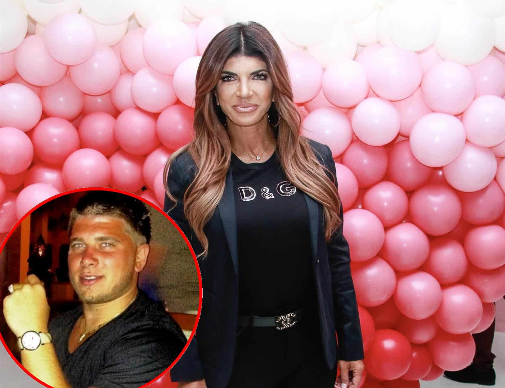 RHONJ's Teresa Giudice Caught Again with Rumored Boyfriend Blake Schreck Last Night in NYC