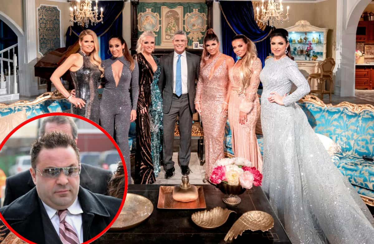 Find Out Which RHONJ Housewives Will Return Next Season as Bravo Trying to Get Joe's Deportation on Film