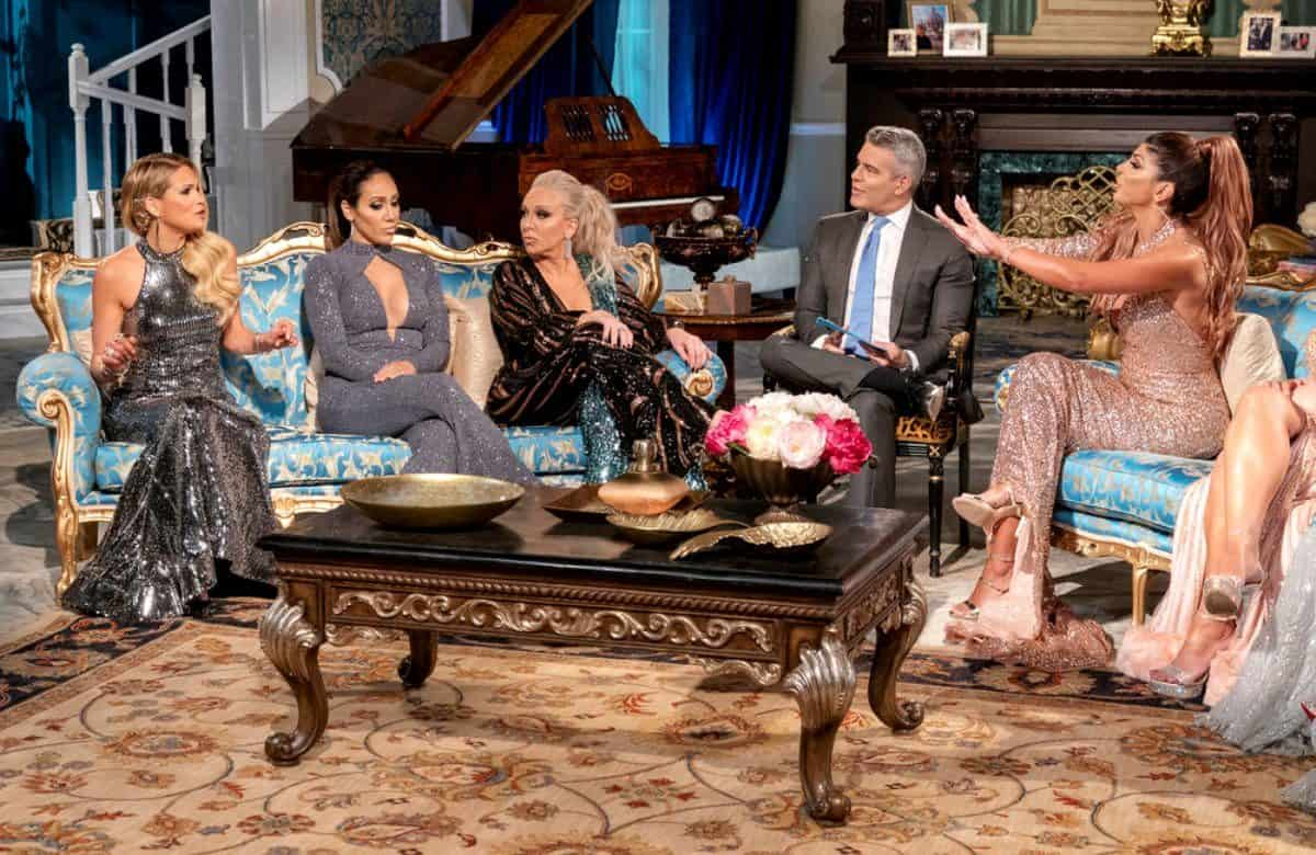 The Real Housewives of New Jersey Reunion Part 1 Recap: The Devil Throws Kleenex