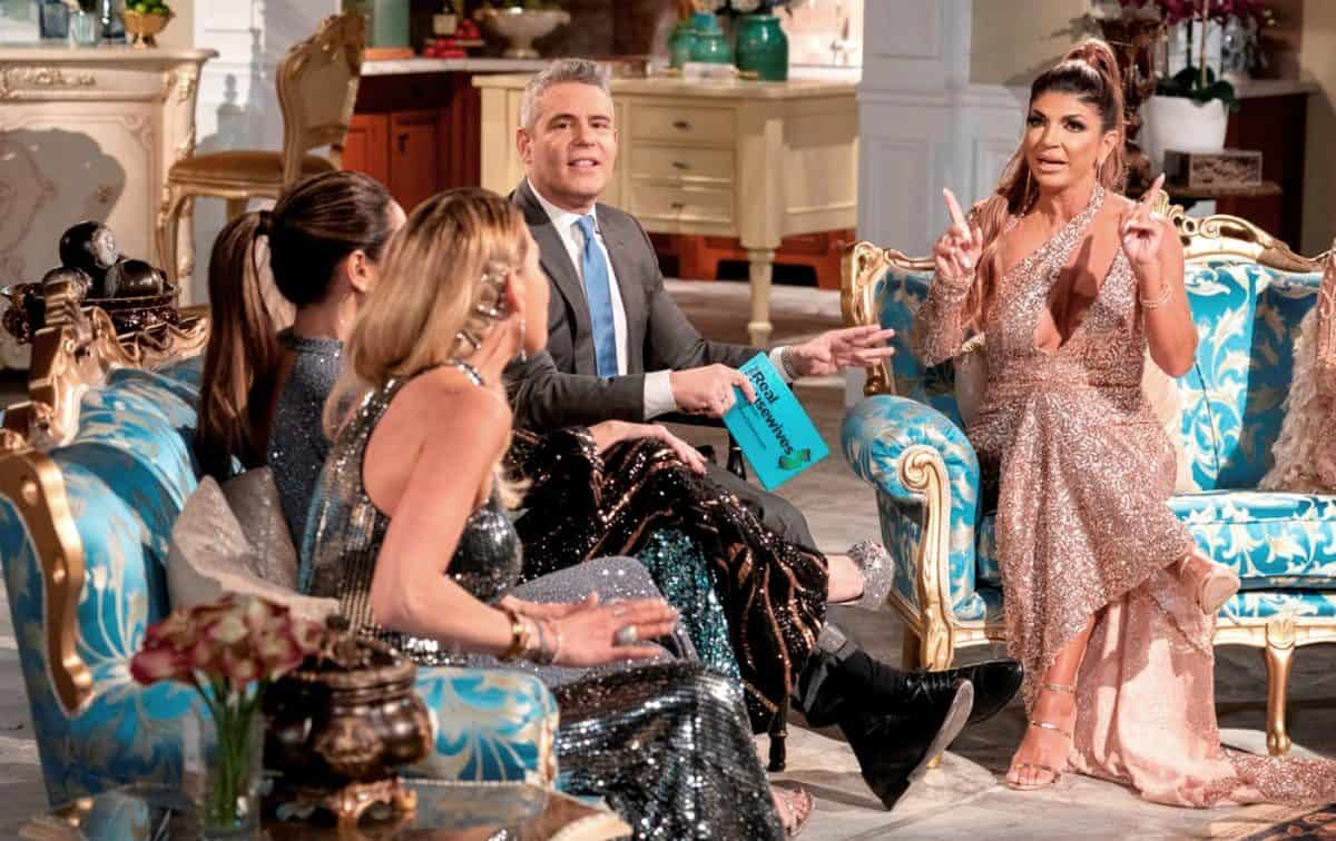 The Real Housewives of New Jersey Reunion Part 2 Recap: Teresa's World