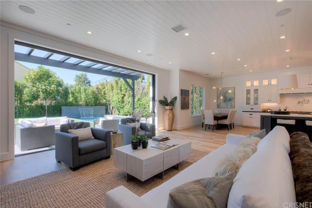 Tom Sandoval and Ariana Madix Home Photos Great Room