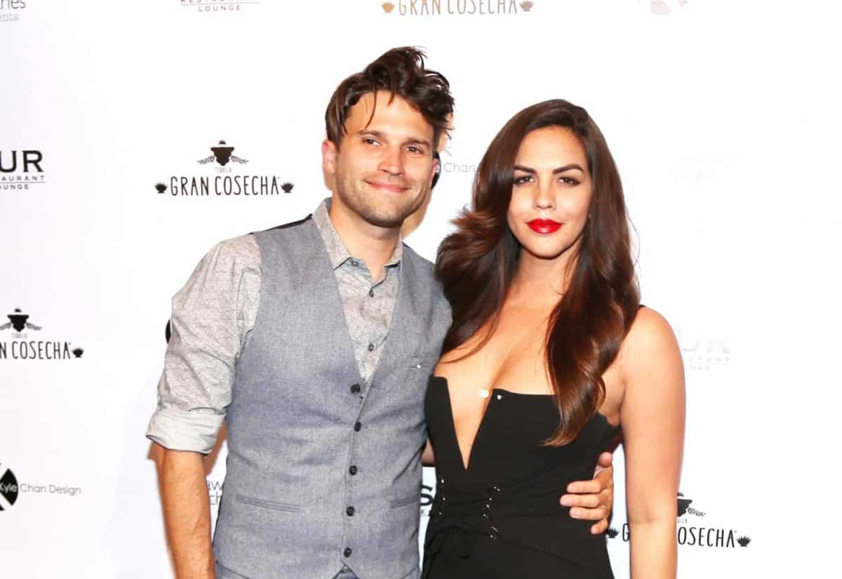 Vanderpump Rules Katie Maloney Pressuring Husband Tom Schwartz to Have a Baby