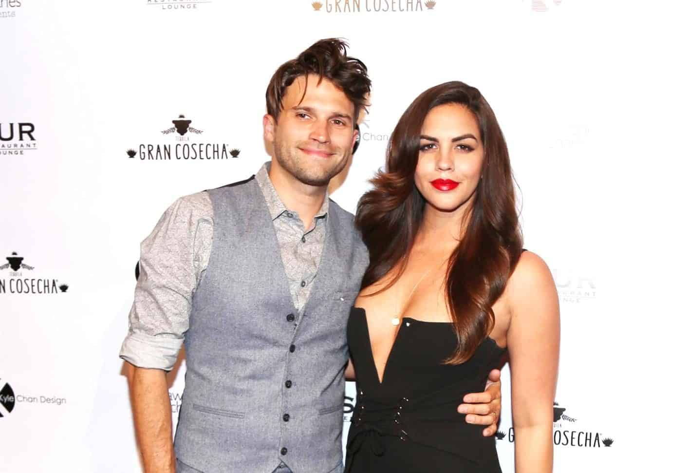 "Vanderpump Rules Star Tom Schwartz Explains Why He Would Not ""Recommend"" Marriage to Others, Plus What is He Saying About His Own Marriage to Katie Maloney?"