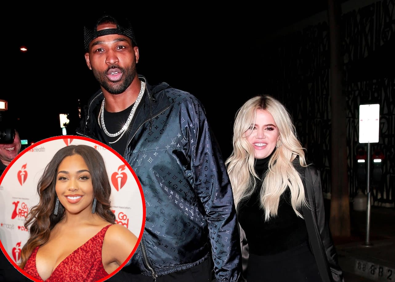 Khloe Kardashian and Tristan Thompson Split After He's Caught Cheating With Kylie Jenner's Best Friend Jordyn Woods