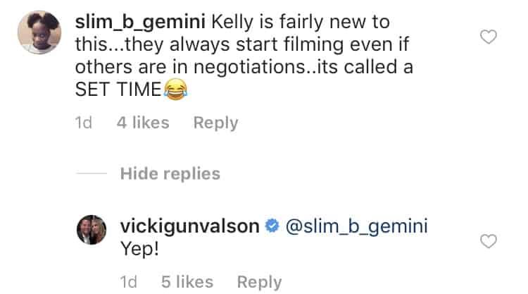 Vicki Gunvalson Explains RHOC Filming